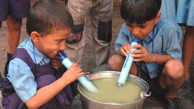Photo of 瑞士企業家發明「生命吸管」 一秒把髒水變飲用水