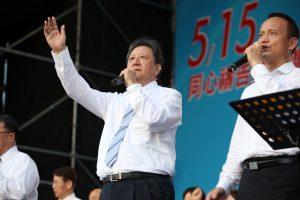 北台灣全國禱告大會籌備會召集人曾國生