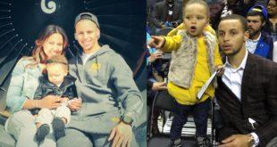 艾莎相夫教子、照顧家庭,讓柯瑞在球場上,可以沒有後顧之憂。(翻攝/Stephen Curry臉書)