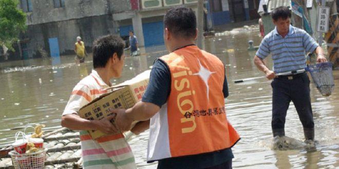 台灣天災頻繁,世界展望會將舉辦2016緊急救援暨災害管理國際研討會「打造一個安全防災的台灣」。〈台灣世界展望會提供〉