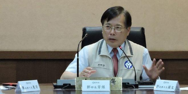 勞動部長郭芳煜表示,將還給勞工7天假,未來將配合修法,使勞工可以確實享有週休二日。  圖片來源:勞動部FB
