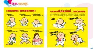 6月底將進入腸病毒高峰期,家長須特別注意防疫知識。(圖片來源/新北市政府衛生局)