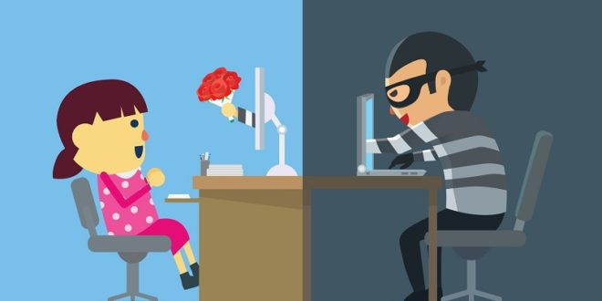 由於網路匿名性高,就算是交談很久的網友,也還是陌生人,要隨時保持警覺。(圖片來源/123RF)