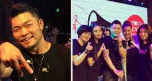 4月份「為愛發聲」公益演唱會,邀請金曲歌王李玖哲(左圖)接力開唱。(合成照,圖片來源:網路)