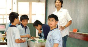 台師大研究報告指出台灣教育程度的M型化確實比其他國家還要嚴重,弱勢學生需要協助。(圖片來源/wiki)