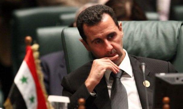 美國曾強力要求敘利亞總統巴沙爾下台。(圖片摘自網路)