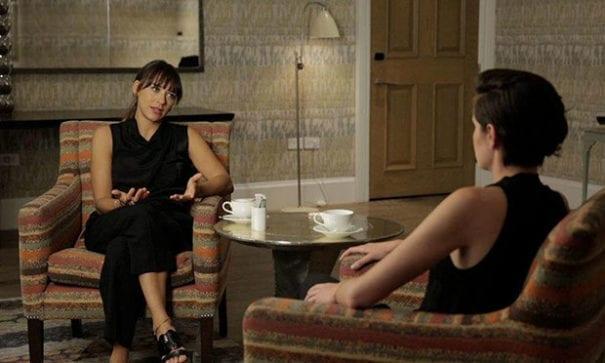 拉西達受訪時表示,色情片對女性有著不公平的待遇。(圖片來源:摘自網路)
