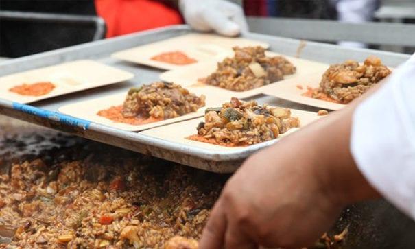 廚師把NG食物變美食,端出一道道美味佳餚。(圖片來源:NPR)