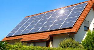 科學家已成功開發太陽能板上的新媒介材,不僅提昇轉換率,成本也大幅降低,一般消費者均可負擔起。(圖片摘自網路)
