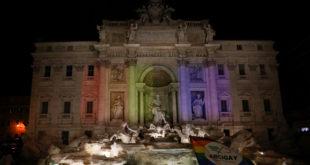 義大利5月11日通過同性伴侶法。(圖片來源:pri.org)