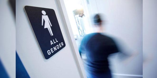 日前美11州向聯邦法院提訴訟,抵制歐巴馬政府的性平法令。(圖片來源:wsj)