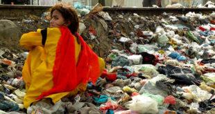 巴基斯坦充斥西方各國運來的廢棄物,包含已受污染的醫療用品。(圖片來源:圖庫)