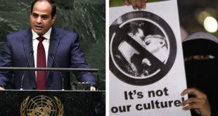 埃及代表51個伊斯蘭國家,向聯合國要求,反對11個LGBT組織與會。(圖片來源:louderwithcrowder)