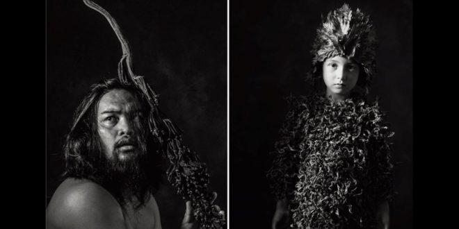 馮君藍牧師邀請教會弟兄姊妹出任模特兒,利用光影把他們化身一個個「詩意的靈魂肖像」。(圖片來源/臉書)