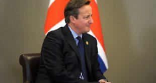 過去,卡麥隆為了在大選中連任首相,承諾在今年舉行脫歐公投,希望能爭取民意支持留在歐盟,沒想到,公投結果竟然由脫歐派獲勝,卡麥隆被迫承擔政治責任。〈圖片來源:翻攝網路〉