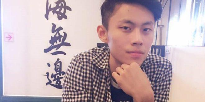 林昱哲等哥哥高職畢業後,同年努力讀書考進頭城家商餐飲科,因有2年工作經驗,比同學年長2歲。〈圖片來源:翻攝網路〉