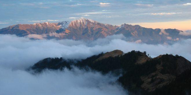 台灣美景-南湖大山(圖片來源/wiki)