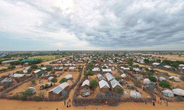 肯亞許多城巿開始興建聚苯乙烯房屋。(圖片來源:indiatimes)