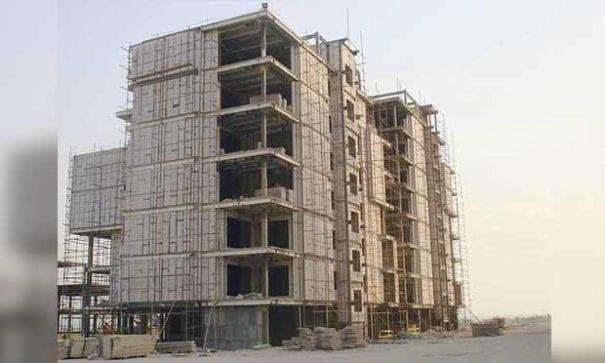 沒有正確的建築原理,聚苯乙烯大樓也有坍塌的危險。(圖片來源:hkbckenya)