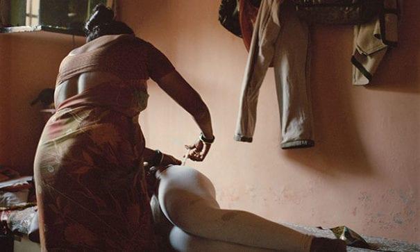 印度多數代母來自貧民窟。(圖片來源:vqronline)