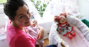 照片中萬人協尋之娃娃,已經找到囉!(照片來源/翻攝自Claire Gray臉書)