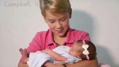 Photo of 史上最萌護花使者!六個哥哥喜迎女嬰到來