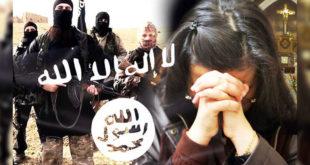 一名被ISIS火燒的女孩,因為信仰而原諒兇手。(圖片來源:英國express)