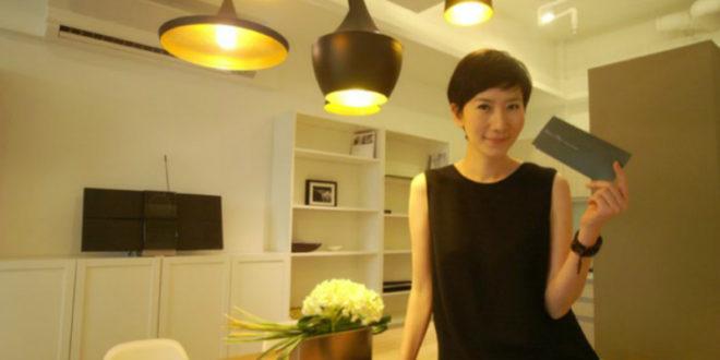 名模王亭又因突發腦動脈血管瘤破裂猝逝,享年41歲。(圖片來源:idg+art design臉書)