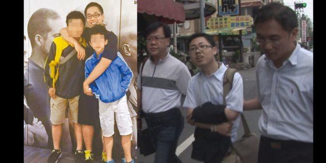殺害男童的李靖(左中)和陳天心(右中),被判處無期徒刑。(圖片來源/翻攝網路)
