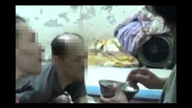 Photo of 78歲老翁低血糖路倒 靠拾荒養3肌萎子女