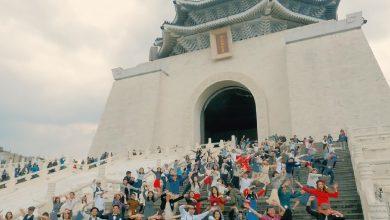 Photo of 百名年輕人景點熱舞!向全世界行銷台北之美