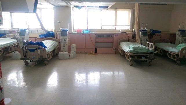 台東基督教醫院10日PO文說,目前醫院已經恢復醫療運作。 圖片來源:台東基督教醫院臉書