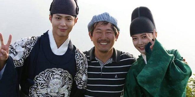 韓星朴寶劍和金裕貞主演的浪漫古裝劇《雲畫的月光》即將在8月開播,兩人懸殊的身高差,意外成為話題。(圖片來源/翻攝自網路)