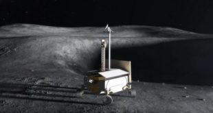 中科院表示這項計劃的目的,是為了在月球的南北兩處極地土壤中,探測是否有水或冰層。(圖片來源:翻攝網路)