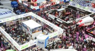 台北電腦應用展7月28日至8月1日在世貿一館展出。  圖片來源:主辦單位提供