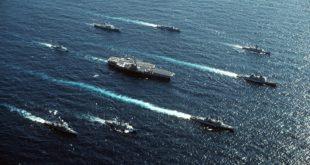 美國在仲裁結果公布前到公布後都一貫提醒、呼籲中國,遵守仲裁結果,並要求各國不要出現挑釁言行,儼然是南海的大洋警察。(圖片來源:維基百科)
