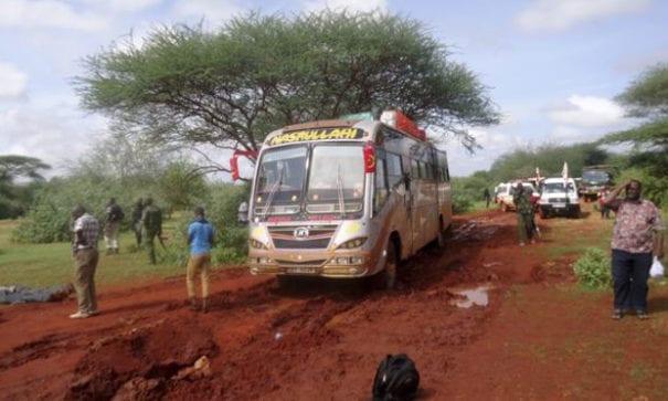 去年肯亞一名穆斯林也曾捨身救基督徒。(圖片來源:voanews)