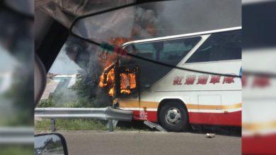 Photo of 火燒遊覽車意外 陸客團26人全罹難