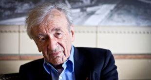 諾貝爾和平獎得主維瑟爾日前以高齡87歲去世。(圖片來源:haaretz)