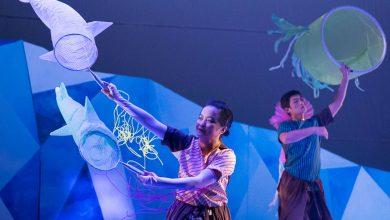 Photo of 《白鯨記》兒童劇安排親子對話 一同探索奇妙海洋
