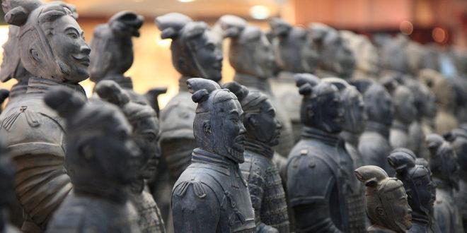 穿越到秦朝,學習秦朝冷知識。(圖片來源:Dean Luo on flicker)