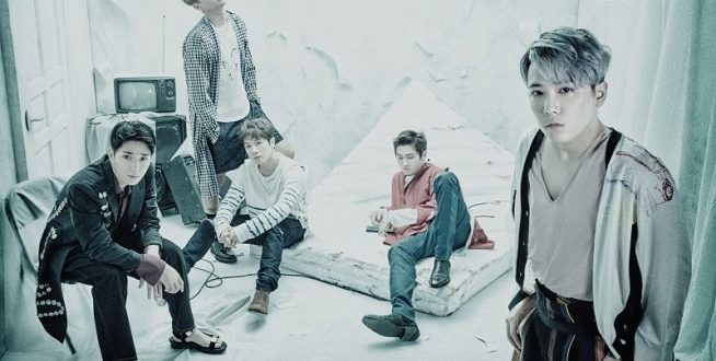 南韓人氣樂團「FTISLAND」發行第6張專輯《Where's the Truth?》,感情超好的團員們,在接受訪問時,同聲表示希望大家能一起服役,讓粉絲聽了好感動。(圖片來源/翻攝自FTISLAND臉書)