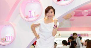 陶子昨(22)日出席TS6活動,要帶兩個孩子她依舊很有活力。(圖片來源:CS6提供)