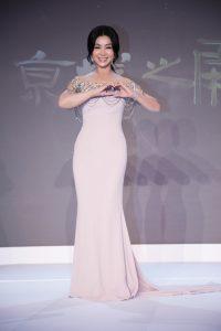 陳美鳳不愧是凍齡美女,身材還是保持的相當好。(圖片來源:京城之霜提供)