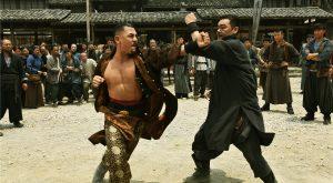 劉青雲在劇中武打戲多,讓他吃足苦頭。(圖片來源:吳宜庭攝)