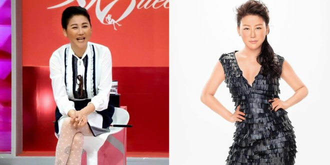 藍心湄在演藝圈裡出了名的好人緣,還被大讚像是天使、姐姐。(圖片來源:藍心湄臉書)