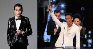 影帝梁家輝跨刀出演五月天MV,拍攝時展現出親民個性。(圖片來源:梁家輝臉書)