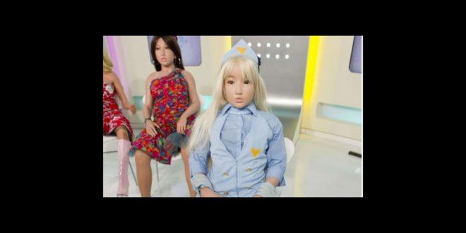 日本專門生產充氣娃娃的公司Trottla所提出,用5歲小孩的蘿莉充氣娃娃給戀童癖者,改善他們對兒童的攻擊行為。(翻攝Mirror)