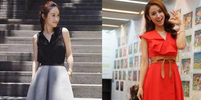 Sandy吳姍儒日前受邀至大學與學生們談「夢想」,當中提到了「愛」的重要性。(圖片來源:吳姍儒臉書&吳宜庭攝)
