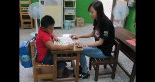花蓮豐濱鄉的靜浦國小,新學期就只有一位7歲鍾姓新生報到。(照片靜浦國小提供)